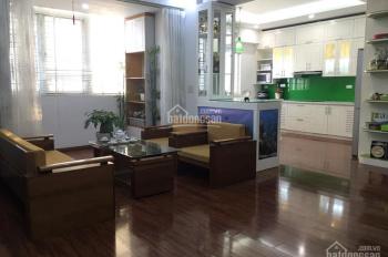 Gấp! Cho thuê CH chung cư Hà Thành Plaza - 102 Thái Thịnh. DT 115m2, căn góc, giá 14 tr/tháng