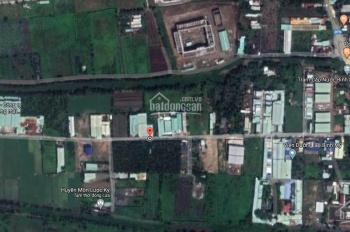 Chính chủ bán gấp lô đất MT Hà Duy Phiên Dt 703m2 giá 2ty6 liền kề KDC hiện hữu lh Toàn 0906601652.