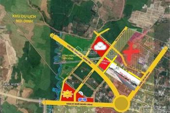 Bán đất trung tâm thành phố Bà Rịa - mặt tiền đường 45m vỉa hè 8m, Hòa Long Town