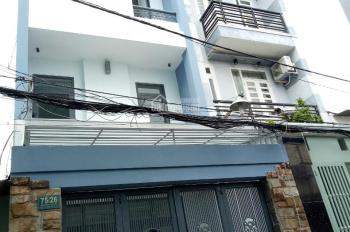 CC cần bán nhà - 4x14m - 3 tấm, nhà đẹp mới, 1/, HXH 5m thông, 30m ra mặt tiền chính, P12, Gò Vấp