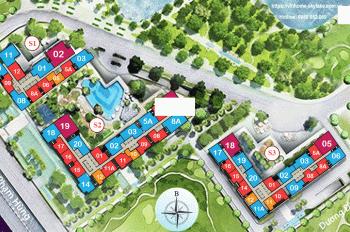 Bán gấp Vinhomes Skylake Phạm Hùng góc 3PN 100m2 nhà mới nguyên - giá cắt lỗ sâu 4,25 tỷ