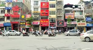 Nhỉnh 4 tỷ có nhà mặt phố Tây Sơn - Đống Đa, 26m2x5T mặt tiền 5m