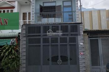 Nhà MT Đoàn Giỏi 4,5x22m, trệt, lầu, nội thất sẵn