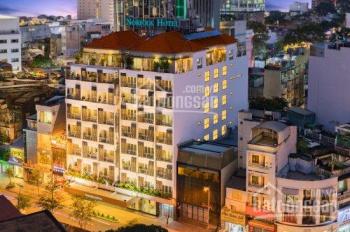 Bán khách sạn chuẩn quốc tế, trục chính đường Lê Lai, trung tâm Quận 1 gọi ngay 0932637343
