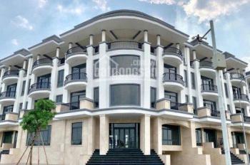 Bán nhà thô Đông Nam KĐT Vạn Phúc Riverside City, 1 hầm 4 lầu, DT: 7x21m giá: 16,5 tỷ