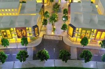 Trung tâm thương mại & dịch vụ thành phố Phú Mỹ, chuẩn mặt tiền QL51, nội khu đẳng cấp