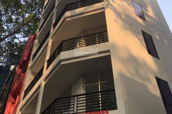 Cho thuê nhà căn góc 2MT HXH 6m Nguyễn Đình Chiểu, P3, Q3, DT 6mx15m, trệt-lửng-3 lầu-ST, 35 tr/th