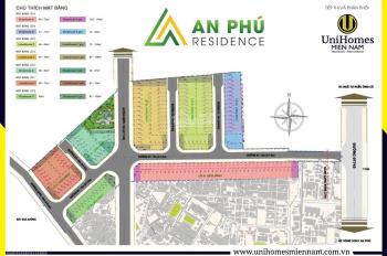 Dự án đất nền mặt tiền đường sổ đỏ hoàn chỉnh - ngay trung tâm thành phố Thuận An