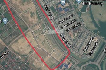 Đất nền Long Biên đối diện Vinhomes Riverside giá 60tr/m2 xuất thẳng từ ủy ban quận Long Biên
