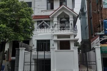 Cho thuê biệt thự mặt phố Trung Văn - Nam Từ Liêm - HN, diện tích 180/120m2, 4 nổi, 1 hầm, giá 40tr