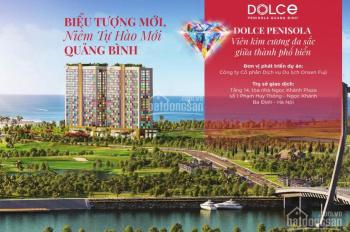 Dolce Penisola Quảng Bình, 99 suất đầu tiên, tham giá đăng kí phiếu để chiết khấu 10%, 0905957635