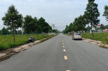 Đất nền khu tái định cư Bàu Bàng