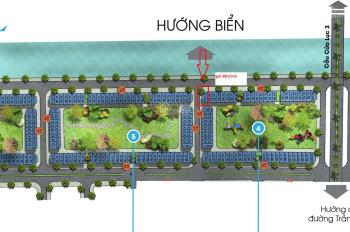 Bán lô shophouse mặt Vịnh Hạ Long góc 3 mặt tiền - lô 2301 dự án FLC Hạ Long. LH: 0965641993