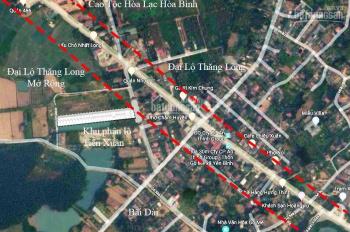 Dự án đất nền HOT nhất khu vực HÒA LẠC - CÔNG NGHỆ CAO