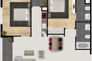 Căn hộ FPT Plaza 2 mặt tiền view biển 2 phòng ngủ, 68m2, liên hệ 0901449777