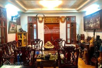 Bán nhà Văn Cao - Liễu Giai, lô góc 3 mặt thoáng, Dt 45m2x5t. Giá 7,2 tỷ