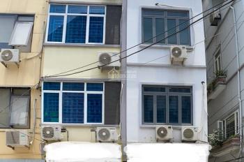 Nhà sinh đôi lô góc 2 mặt phố Tôn Thất Tùng, 6 tầng mặt tiền 3.5m, vỉa hè 3m kinh doanh đỉnh