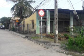 Bán nhà 2 mặt tiền Quốc Lộ 1, Phường 4, TP. Tân An, Long An, DT: 10x66m