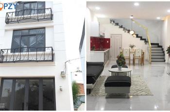 Bán nhà mới, giá hợp lý, cách HXH 5m, Nguyễn Phúc Chu, Phường 15, Tân Bình