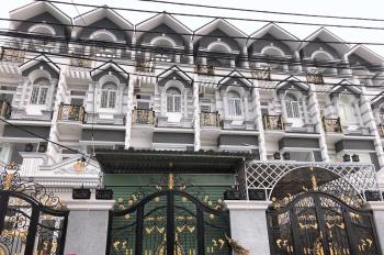 Nhà phố cao cấp đường Hưng Phú, quận 8
