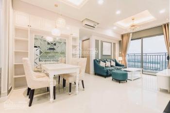 Cho thuê căn hộ Millennium Masteri view Bitexco 2PN giá 16 tr/th, LH 0937057990