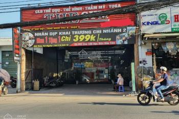 Cần bán mặt tiền đường Lê Văn Việt, phường Tăng Nhơn Phú B, Quận 9, đang cho thuê 150tr/th