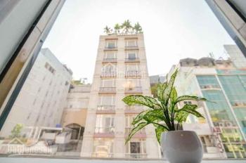 Cho thuê nhà nguên căn Sư Vạn Hạnh DT: 4.5x22m trệt 4 lầu gần Vạn Hạnh Mall giá chỉ 55 triệu/tháng