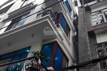 Bán nhà mặt phố Nguyễn Khang, Quận Cầu Giấy KD tấp nập 55m2, MT 5.9m, 4T ô tô vào nhà. Giá 10.9 tỷ