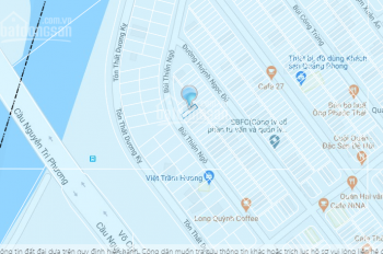 Đất Bùi Thiện Ngộ B1.40 lô 45 Tây Nam giá 3,25 tỷ - Nam Cầu Nguyễn Tri Phương