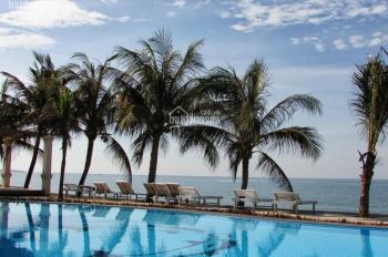 Cần bán gấp 2 resort trên mặt đường Lạc Long Quân, vị trí mặt biển, gần Novaworld 2,7 mẫu, 55 tỷ