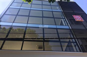 Cho thuê nhà Nguyễn Khánh Toàn - Cầu Giấy - HN. 80m2, 8T nhà mới thông sàn, có thang máy, điều hoà