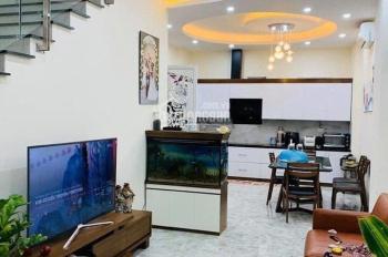 Bán nhà mới cực đẹp Yên Lãng, ngõ rộng phân lô, ô bàn cờ, diện tích 55m2, MT 4.5m, giá 5.5 tỷ
