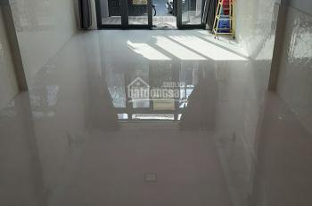 Nhà mới xây hẻm nhựa 8m Tân Hòa Đông 4x25m 3 lầu