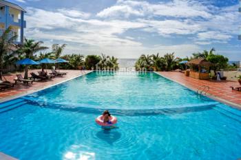Cần bán resort trên mặt đường Lạc Long Quân, mặt biển, gần Novaworld, 2800m. 33 tỷ. LH: 0968811116