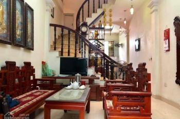 Bán nhà phố Bùi Ngọc Dương, 50m, 5 tầng, ô tô đỗ cửa, giá chỉ 4.95 tỷ