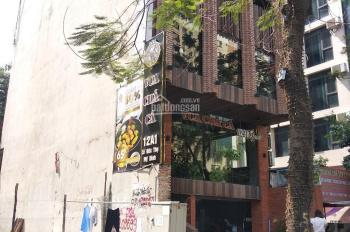 Bán tòa nhà mặt phố Lê Đức Thọ - Mỹ Đình (gần sân vận động QG)