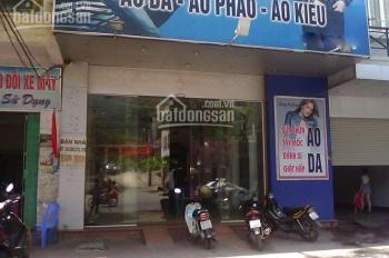 Cho thuê nhà mặt phố Nguyễn Chí Thanh Đống Đa 200m2 chỉ 45tr/th, mặt tiền 6m