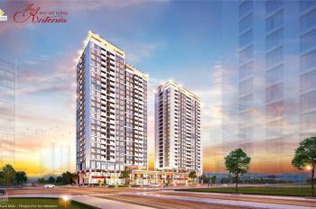 The Antonia từ PMH thanh toán 1,2 tỷ nhận nhà cho căn hộ 2 phòng ngủ hoàn thiện cao cấp 0931344384