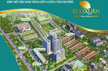 Nhận giữ chỗ 50 triệu/căn(có hoàn lại) CH Eco Xuan block C DT: 47m2-67m2-84m2. LH Mr Văn 0932712045