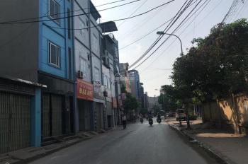 Đầu tư cho thuê bán nhà 6 tầng mặt đường Trâu Quỳ, Gia Lâm