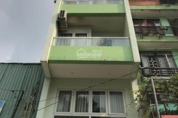 Cho thuê nhà HXH đường Phổ Quang, P. 2, Tân Bình. Diện tích: 4x16m, 1 trệt lửng 3 lầu