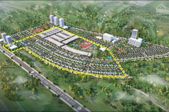 Chính chủ bán lô đất 930m2 (64m x14.5m) đường rộng 23m đối diện dự án Hải Đăng của HODECO