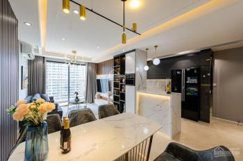 (0833.679.555) - Cho thuê căn hộ 2PN đủ đồ chung cư Central Field 219 Trung Kính chỉ 12 triệu/th