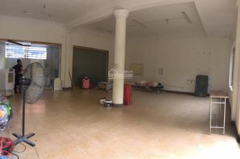 Cho thuê nhà Hồng Hà, Hoàn Kiếm, HN, DT 115m2 x 4T, giá 33 tr/th