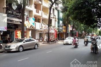 Diện tích tốt 4.8m x 18m mặt tiền đường Nguyễn Trãi, P3, Quận 5, hầm 4 lầu, giá 44 tỷ