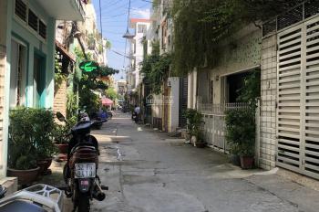 Hàng hot: Kẹt tiền cần bán gấp căn nhà hẻm xe hơi Lê Hồng Phong, Q10 DT: 4,2x12m giá chỉ 9,4 tỷ TL