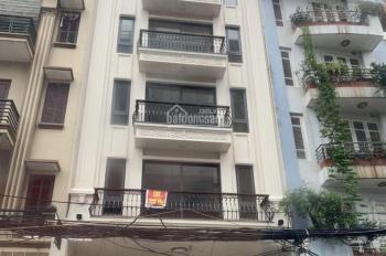 Cho thuê nhà mặt phố mới Giang Văn Minh, Ba Đình -lhcc: 0903460124