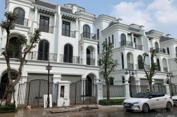 Bán biệt thự song lập 133.5 m2 - khu San Hô - VHOP - hướng Đông Nam - 1 bước đến Hồ, giá: 10.8 tỷ