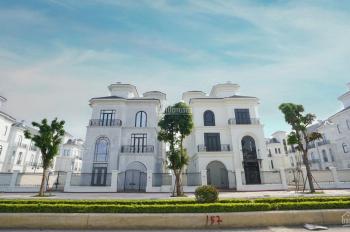 Bán biệt thự đơn lập 288 m2 x 3.5 tầng - đảo Ngọc Trai - VHOP - hướng Đông Nam, giá chỉ 19 tỷ