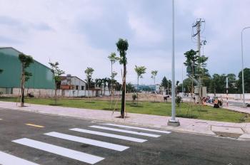 Bán đất đường Nguyễn Văn Siêu tt Bến Lức huyện Bến Lức Long An. giá 890tr/100m2, SHR, LH 0333794119